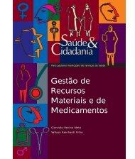 Gestão de Recursos Materiais e de Medicamentos - Secretaria de ...