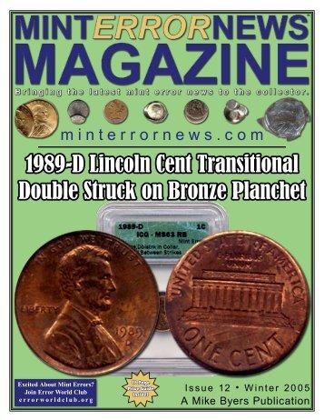 Issue 12 - Mint Error News Magazine