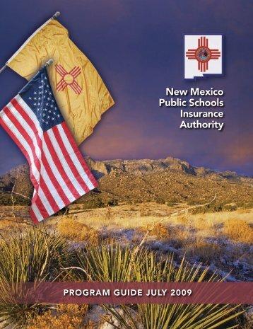 New Mexico Public Schools Insurance Authority - Farmington ...