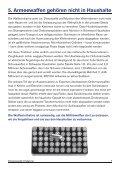 argukatalog.waffen - Schweizerischer Friedensrat - Seite 7