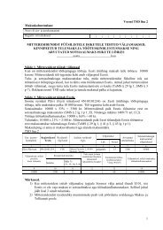 Vormi TSD lisa 2 - Maksu- ja Tolliamet