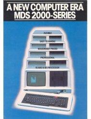 MDS 2000 series - 1000 BiT
