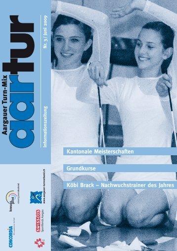 Ausgabe 03_2009 - Aargauer Turnverband