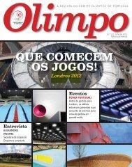 Londres 2012 QUE COMECEM OS JOGOS! - Comité Olímpico de ...