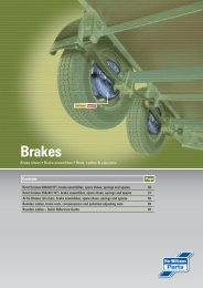 Brakes PDF (947KB) - DUNCAN McINTOSH TRAILERS