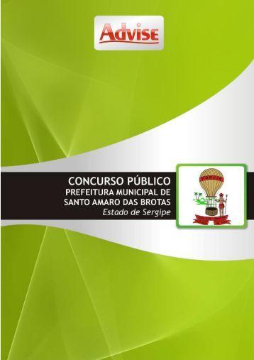 Edital de Abertura 001/2010 Retificado - Advise