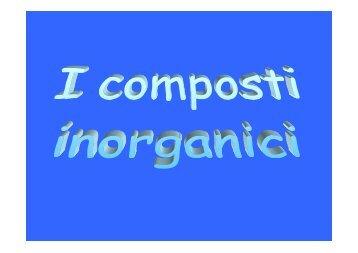 07.composti inorganici