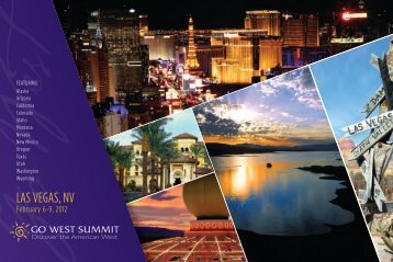 LAS VEGAS, NV - Go West Summit