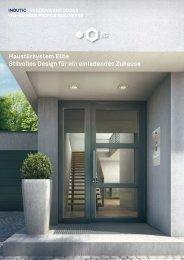 Haustürsystem Elite Stilvolles Design für ein einladendes Zuhause