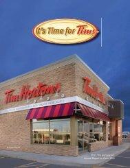 printmgr file - Tim Hortons