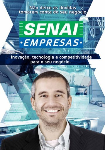 senai empresas - SENAI-MT