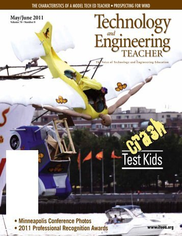 May/June - International Technology and Engineering Educators ...