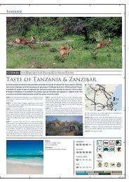Tanzanie - Terre d'Afrique
