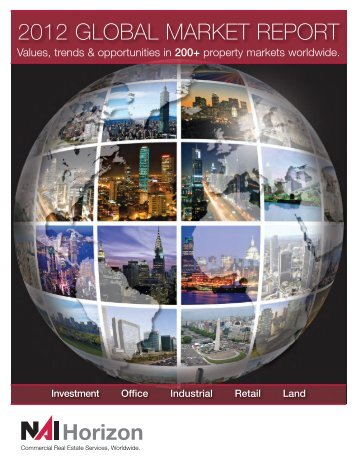 2012 Global Market report - NAI Global