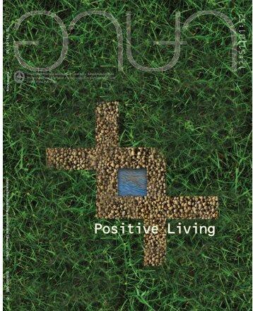 Positive Living - สมาคมสถาปนิกสยาม