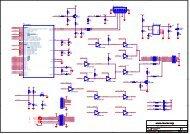 CoLinkEx_LPC11C14 kit schematic diagram - CooCox