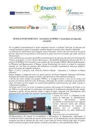 2012 Newsletter giugno - Centro CISA