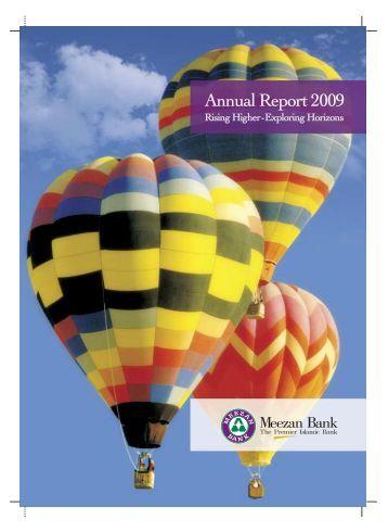 Annual Report 2009 - Meezan Bank