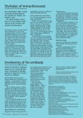 FEBRUAR 2005 MAGAZINET Stemmer, der flytter ... - Hiv-Danmark - Page 2
