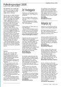 FEBRUAR 2005 MAGAZINET Stemmer, der flytter ... - Hiv-Danmark - Page 5