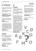 FEBRUAR 2005 MAGAZINET Stemmer, der flytter ... - Hiv-Danmark - Page 6