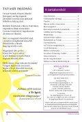 45. évfolyam 1. szám - Vetés és aratás - Page 2