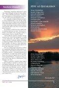 45. évfolyam 1. szám - Vetés és aratás - Page 3