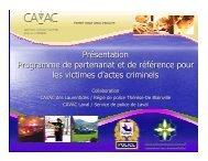 3,66 Mo - Centres d'aide aux victimes d'actes criminels