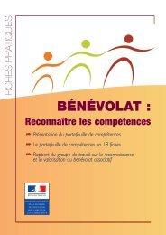 Le portefeuille de compétences - Associations.gouv.fr