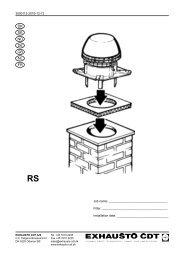 1. DK - Nonfumo Flue Systems Ltd.