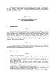 Odluka o osnivanju Županijskog savjeta mladih Osječko-baranjske ...