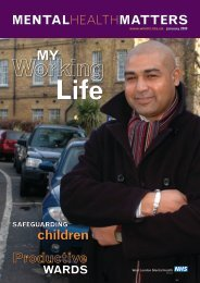 children - West London Mental Health NHS Trust