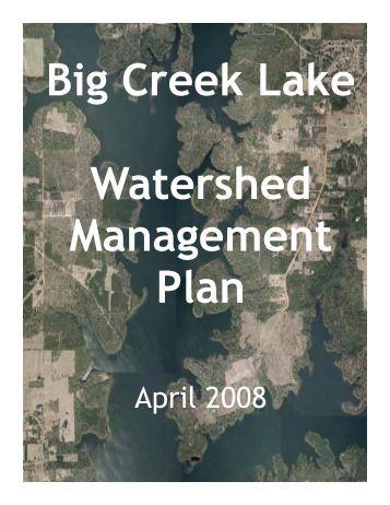 Big Creek Watershed Plan - Mobile Bay National Estuary Program