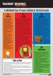 Print 3889 WASTED NEWSLETTER 7 - Recyclezone