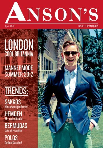 Zur aktuellen Werbung (PDF Download) - Anson's