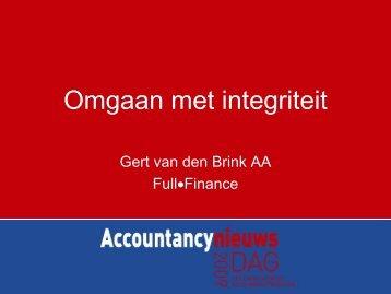 presentatie beschikbaar - Accountancy Nieuws