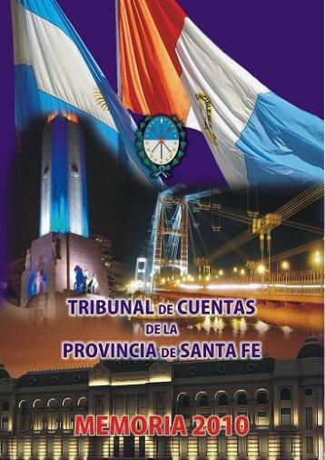 Año 2010 - Gobierno de la Provincia de Santa Fe