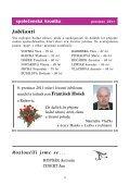 Jinecký zpravodaj titul - Jince - Page 3