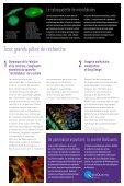 STRUCTURE ET ACTIVITÉ DES BIOMOLÉCULES ... - Genopole - Page 3