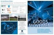 Our Goods Movement Partners - Hamilton Economic Development