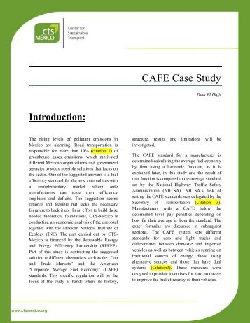 cafe x case study The study, through an investigation into the purchasing process at x  the  author used two case companies: the main case is x coffee – a.