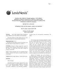 SPARTAN OIL COMPANY, Plaintiff-Appellant, v. NEW JERSEY ...