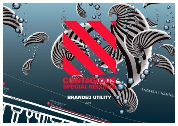 Branded utility - Contagious Magazine