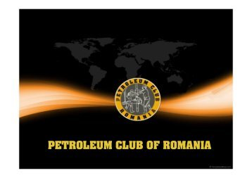 PETROLEUM CLUB OF ROMANIA - petroleumclub.ro