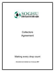 Collectors Agreement - Alberta Used Oil Management Association
