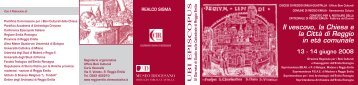 Locandina dell'evento - Itinerari Medievali - Università degli Studi di ...
