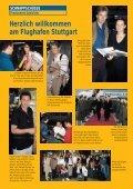 Das Stuttgarter Flughafen-Magazin - Flughafen Stuttgart - Seite 2