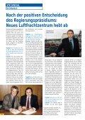 Das Stuttgarter Flughafen-Magazin - Flughafen Stuttgart - Seite 6