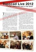Vindkraftverk projekteras med hjälp av Topocad - Adtollo - Page 4