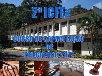 Palestra Pregão - 2ª ICFEx